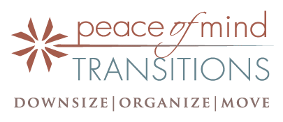 Peace of Mind Transitions Logo