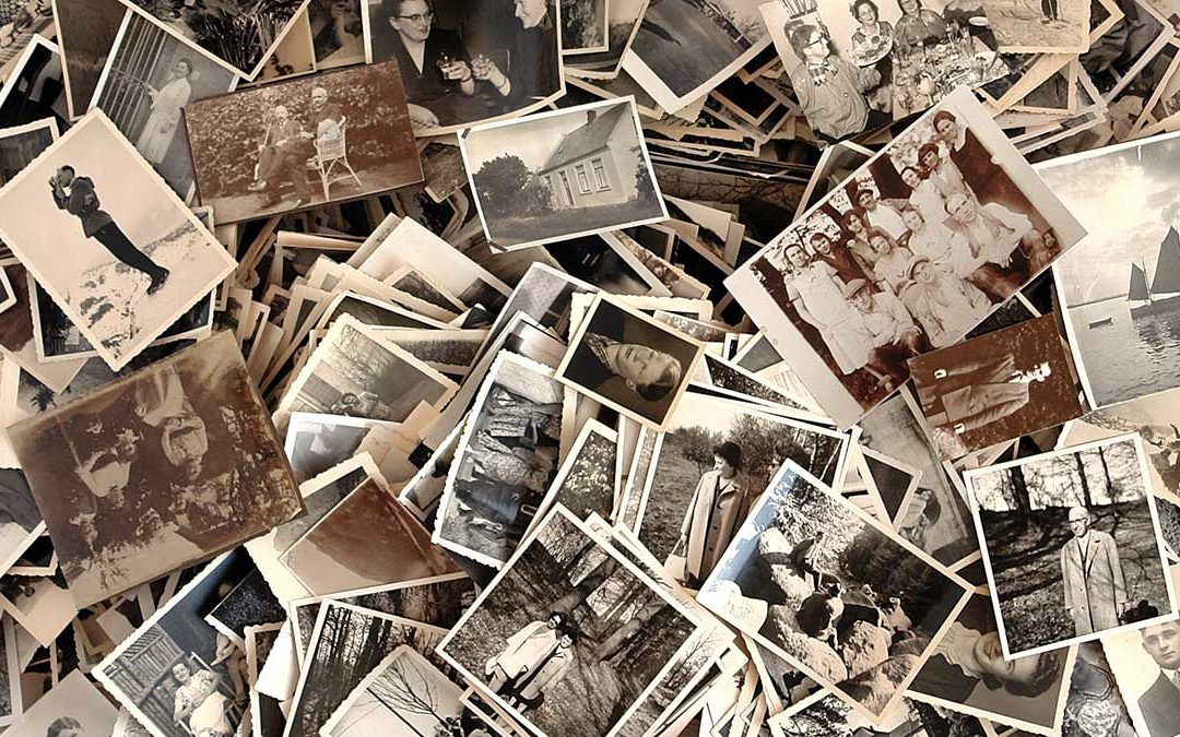 What To Do With All Your Old Pictures?